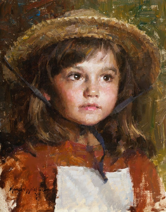 Morgan Weistling Straw Hat