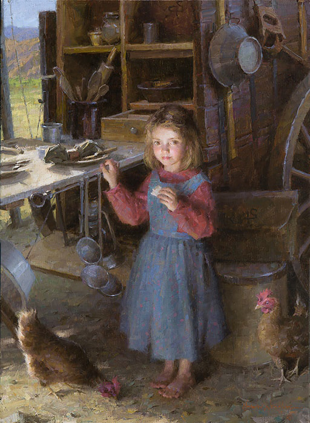 Morgan Weistling The Chef's Daughter