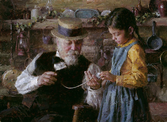 Morgan Weistling Pocket Watch