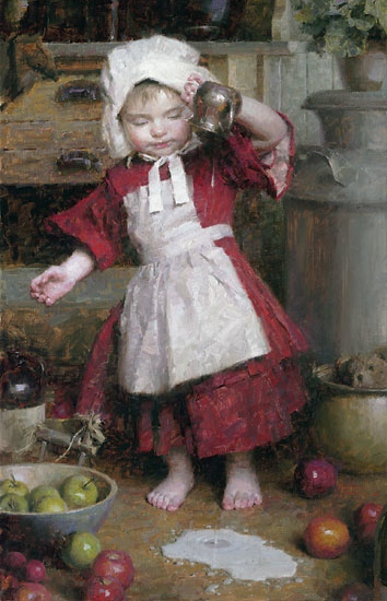 Morgan Weistling Spilled Milk