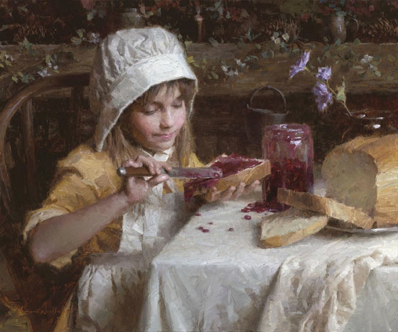 Morgan Weistling Strawberry Jam