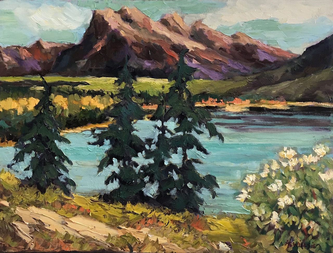 Ann Willsie Mount Rundle