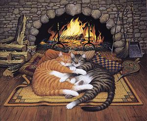 Charles Wysocki All Burned Out