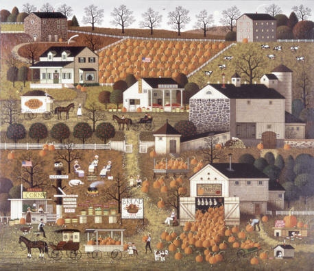 Charles Wysocki Bread And Butter Farms